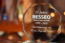 25 Jahre RESSEO